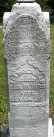 WOGAMAN, ELI - Montgomery County, Ohio | ELI WOGAMAN - Ohio Gravestone Photos
