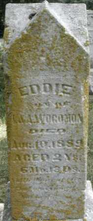 WOGOMAN, EDDIE - Montgomery County, Ohio   EDDIE WOGOMAN - Ohio Gravestone Photos
