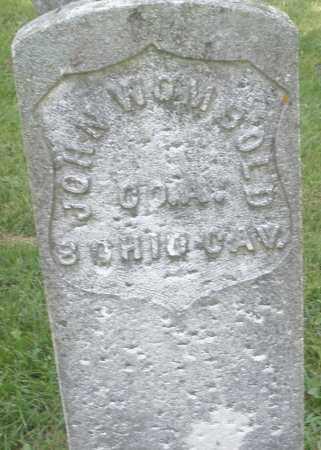 WOMBOLD, JOHN - Montgomery County, Ohio   JOHN WOMBOLD - Ohio Gravestone Photos