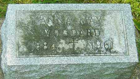 WOODARD, ANNA MAY - Montgomery County, Ohio | ANNA MAY WOODARD - Ohio Gravestone Photos