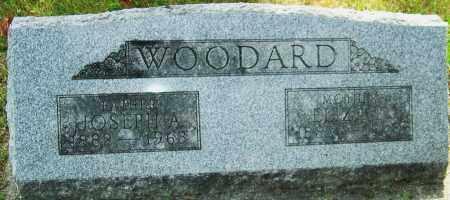 WOODARD, ELIZA KATHERINE - Montgomery County, Ohio | ELIZA KATHERINE WOODARD - Ohio Gravestone Photos