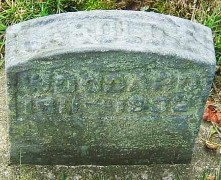 WOODARD, HAROLD - Montgomery County, Ohio | HAROLD WOODARD - Ohio Gravestone Photos