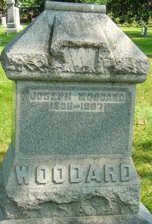 WOODARD, JOSEPH - Montgomery County, Ohio   JOSEPH WOODARD - Ohio Gravestone Photos