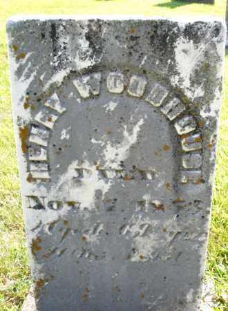 WOODHOUSE, HENRY - Montgomery County, Ohio | HENRY WOODHOUSE - Ohio Gravestone Photos