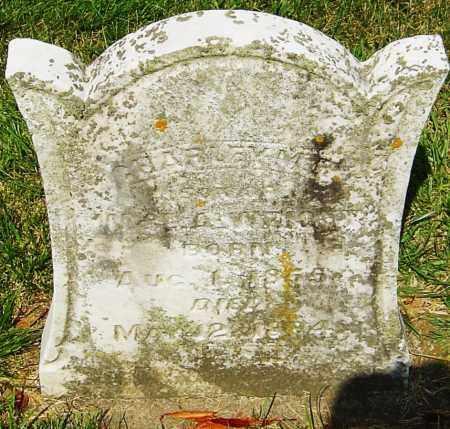 WRIGHT, CHARLEY M - Montgomery County, Ohio | CHARLEY M WRIGHT - Ohio Gravestone Photos