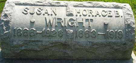 MONTGOMERY WRIGHT, SUSAN - Montgomery County, Ohio   SUSAN MONTGOMERY WRIGHT - Ohio Gravestone Photos