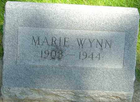 KIMMER WYNN, MARIE - Montgomery County, Ohio | MARIE KIMMER WYNN - Ohio Gravestone Photos