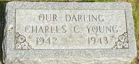 YOUNG, CHARLES C - Montgomery County, Ohio | CHARLES C YOUNG - Ohio Gravestone Photos
