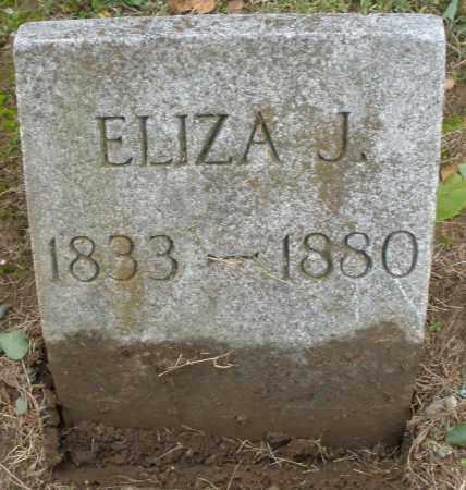 ZEDEKER, ELIZABETH J. - Montgomery County, Ohio   ELIZABETH J. ZEDEKER - Ohio Gravestone Photos