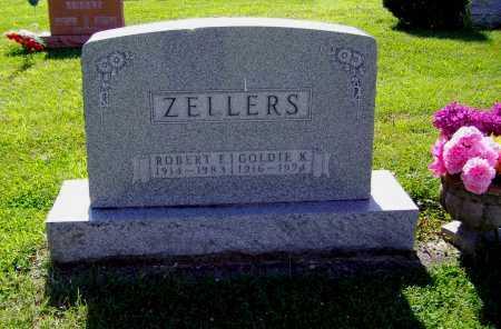 ZELLERS, GOLDIE K - Montgomery County, Ohio   GOLDIE K ZELLERS - Ohio Gravestone Photos