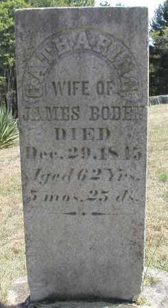 BODEN, CATHERINE - Morgan County, Ohio | CATHERINE BODEN - Ohio Gravestone Photos