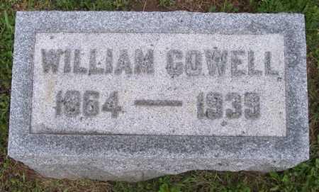 COWELL, WILLIAM - Morgan County, Ohio | WILLIAM COWELL - Ohio Gravestone Photos