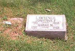 LAWRENCE, JONATHAN POWERS - Morgan County, Ohio | JONATHAN POWERS LAWRENCE - Ohio Gravestone Photos