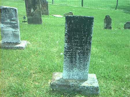 MOREY, SARAH - Morgan County, Ohio   SARAH MOREY - Ohio Gravestone Photos