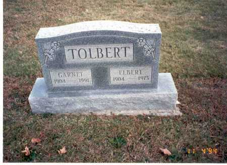 TOLBERT, GARNET - Morgan County, Ohio | GARNET TOLBERT - Ohio Gravestone Photos