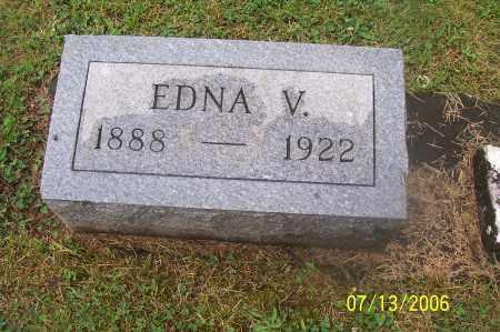 ALLEN WELCH, EDNA - Morgan County, Ohio | EDNA ALLEN WELCH - Ohio Gravestone Photos