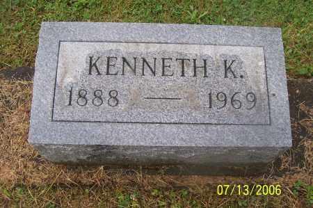 WELCH, KENNETH - Morgan County, Ohio | KENNETH WELCH - Ohio Gravestone Photos