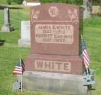 WHITE, JAMES B. - Morgan County, Ohio | JAMES B. WHITE - Ohio Gravestone Photos