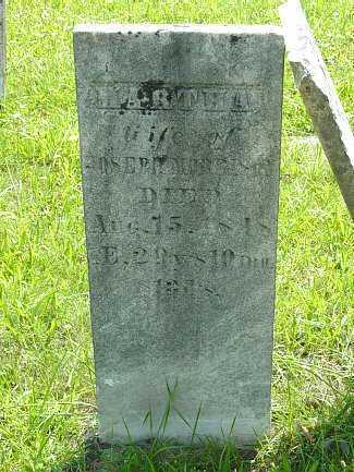 MORRISON, MARTHA - Morgan County, Ohio | MARTHA MORRISON - Ohio Gravestone Photos