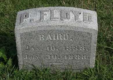BAIRD, P. FLOYD - Morrow County, Ohio | P. FLOYD BAIRD - Ohio Gravestone Photos
