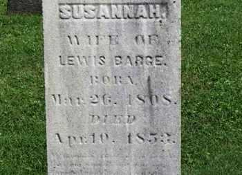 BARGE, LEWIS - Morrow County, Ohio   LEWIS BARGE - Ohio Gravestone Photos