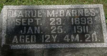 BARNES, LARUE M. - Morrow County, Ohio | LARUE M. BARNES - Ohio Gravestone Photos