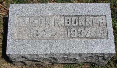 BONNER, ALMON R. - Morrow County, Ohio | ALMON R. BONNER - Ohio Gravestone Photos