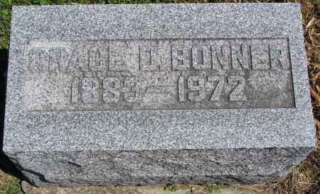 DOTY BONNER, GRACE - Morrow County, Ohio   GRACE DOTY BONNER - Ohio Gravestone Photos