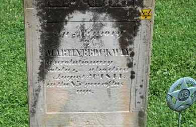 BROCKWAY, MARTIN - Morrow County, Ohio | MARTIN BROCKWAY - Ohio Gravestone Photos