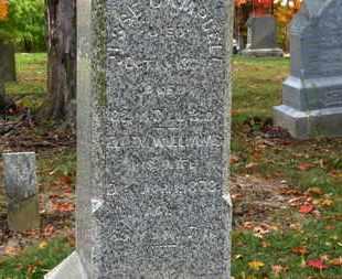 WILLIAMS CAMPBELL, ELLEN - Morrow County, Ohio | ELLEN WILLIAMS CAMPBELL - Ohio Gravestone Photos