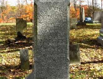CAMPBELL, ELLEN - Morrow County, Ohio   ELLEN CAMPBELL - Ohio Gravestone Photos