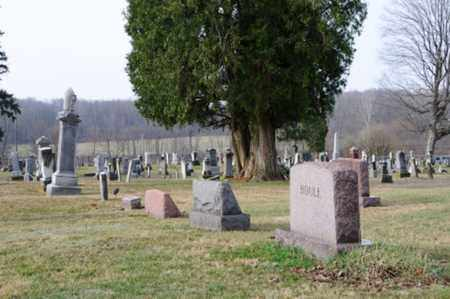 CEMETERY, VIEW - Morrow County, Ohio | VIEW CEMETERY - Ohio Gravestone Photos
