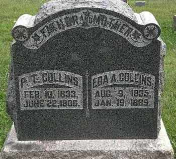 COLLINS, EDA A. - Morrow County, Ohio | EDA A. COLLINS - Ohio Gravestone Photos