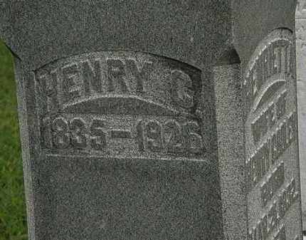 COOLEY, HENRY - Morrow County, Ohio | HENRY COOLEY - Ohio Gravestone Photos