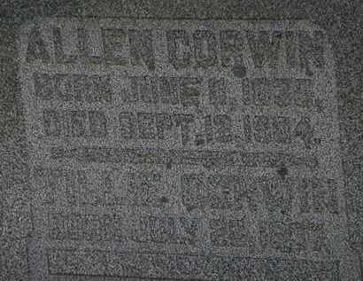 CORWIN, TILLIE - Morrow County, Ohio | TILLIE CORWIN - Ohio Gravestone Photos