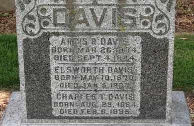 DAVIS, ARTIS R. - Morrow County, Ohio | ARTIS R. DAVIS - Ohio Gravestone Photos