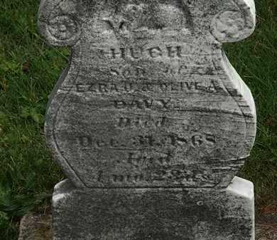 DAVY, HUGH - Morrow County, Ohio | HUGH DAVY - Ohio Gravestone Photos