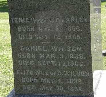 EARLEY, TENIA - Morrow County, Ohio | TENIA EARLEY - Ohio Gravestone Photos