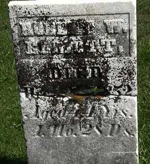 ELLIOTT, ROBERT W. - Morrow County, Ohio   ROBERT W. ELLIOTT - Ohio Gravestone Photos