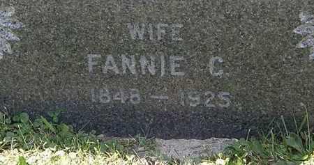 EMERY, FANNIE C. - Morrow County, Ohio | FANNIE C. EMERY - Ohio Gravestone Photos
