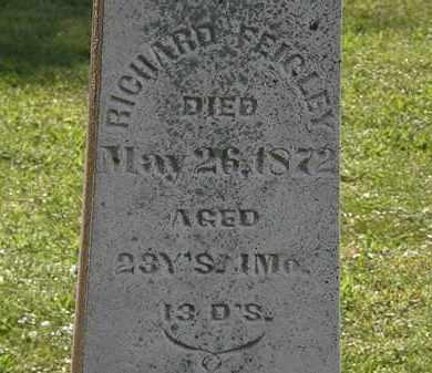 FEIGHLEY, RICHARD - Morrow County, Ohio | RICHARD FEIGHLEY - Ohio Gravestone Photos