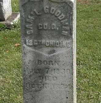 GOODMAN, SAM'L - Morrow County, Ohio | SAM'L GOODMAN - Ohio Gravestone Photos