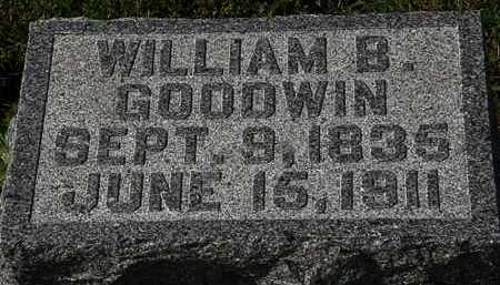 GOODWIN, WILLIAM B. - Morrow County, Ohio | WILLIAM B. GOODWIN - Ohio Gravestone Photos