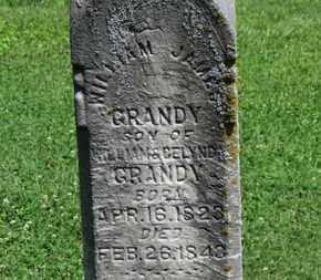 GRANDY, GELYND - Morrow County, Ohio | GELYND GRANDY - Ohio Gravestone Photos