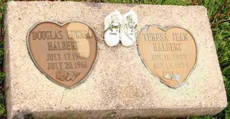 HALBERT, TERESA JEAN - Morrow County, Ohio | TERESA JEAN HALBERT - Ohio Gravestone Photos