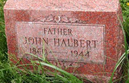 HALBERT, JOHN - Morrow County, Ohio   JOHN HALBERT - Ohio Gravestone Photos