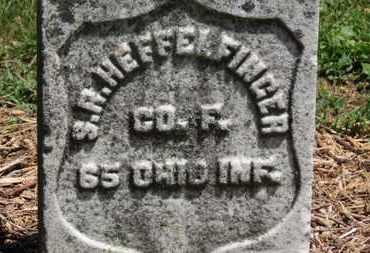 HEFFELFINGER, S.R. - Morrow County, Ohio | S.R. HEFFELFINGER - Ohio Gravestone Photos