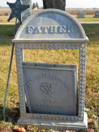 HERROD, JAMES H - Morrow County, Ohio | JAMES H HERROD - Ohio Gravestone Photos