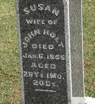 HOLT, SUSAN - Morrow County, Ohio | SUSAN HOLT - Ohio Gravestone Photos