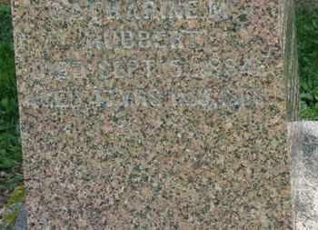 HUBBERT, CATHERINE M. - Morrow County, Ohio | CATHERINE M. HUBBERT - Ohio Gravestone Photos